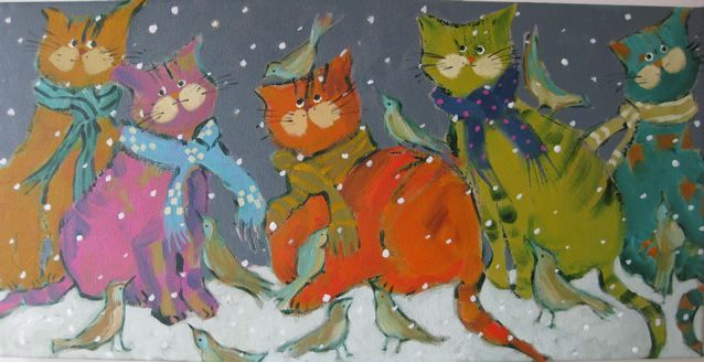 The Winter with Friends