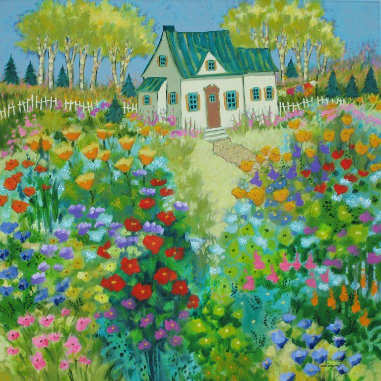 Un festival de fleurs et de couleurs