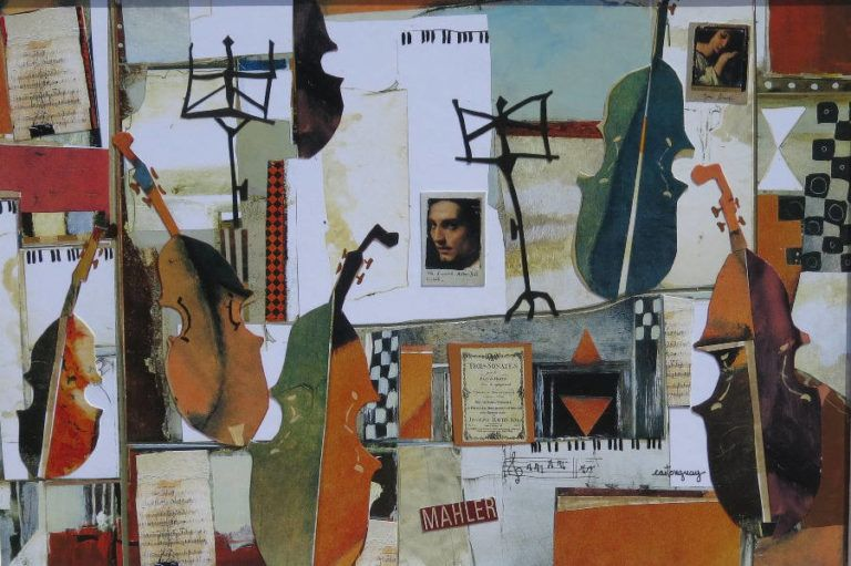 Castonguay - Collages