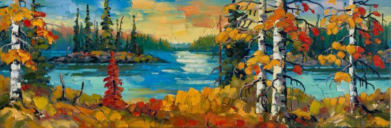 Autumn Colours, Northern Ontario