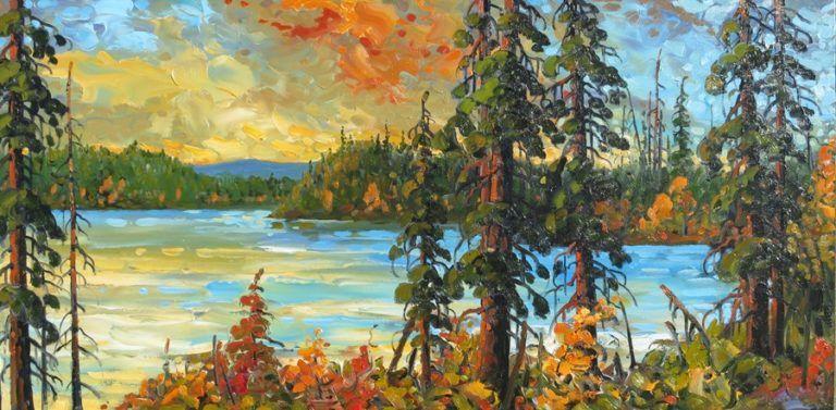 Stewart River, Yukon