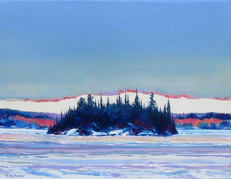 Winter's View 1, Falcon Trails