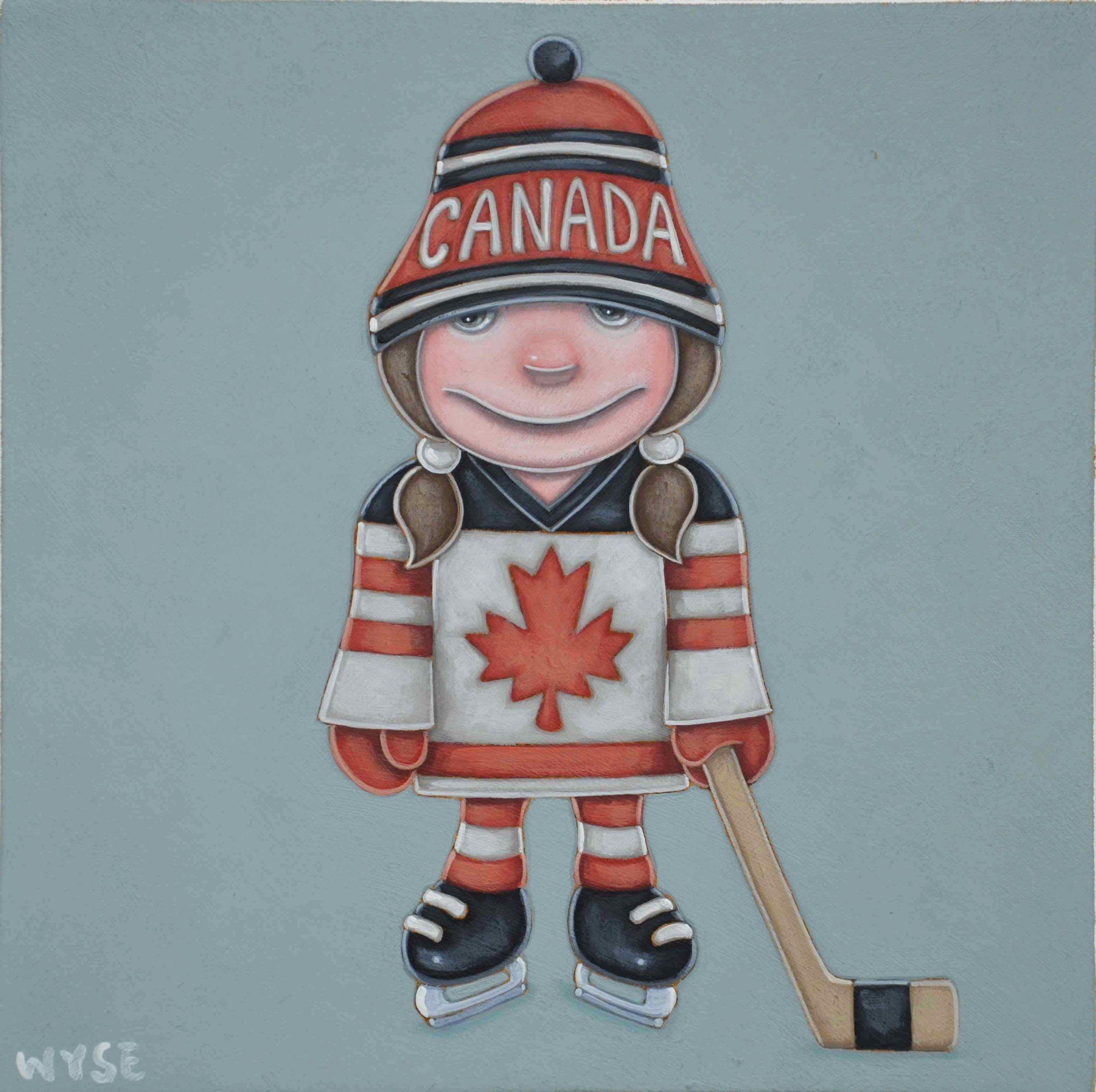 Canada Girl