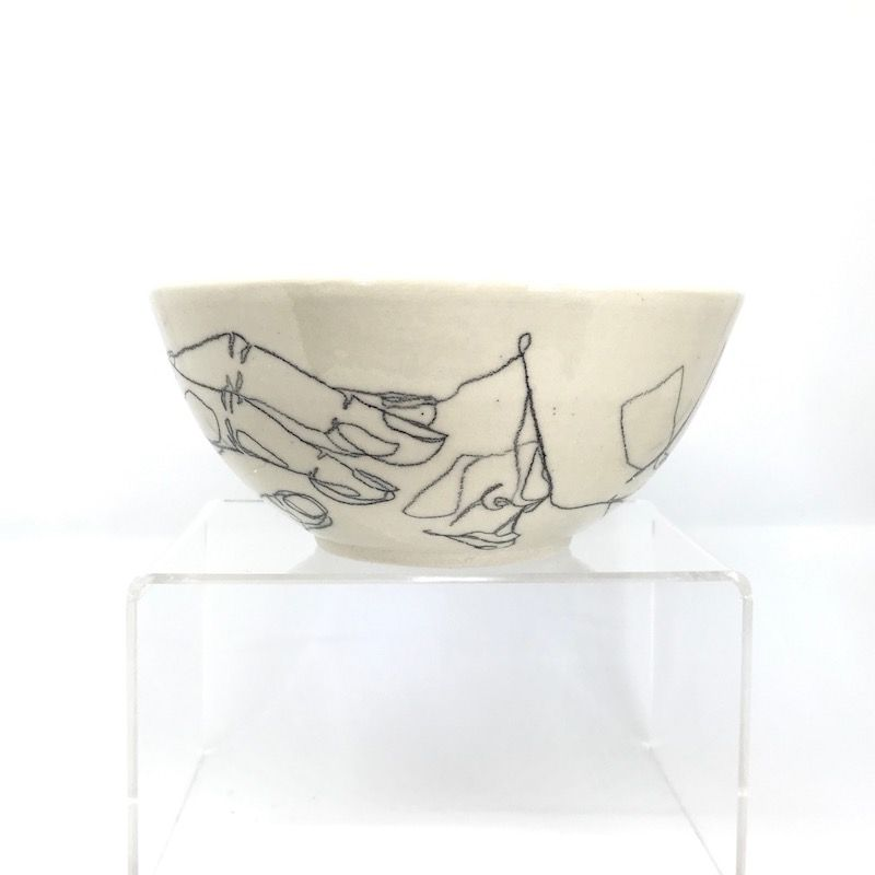 Porcelain Bowl 1