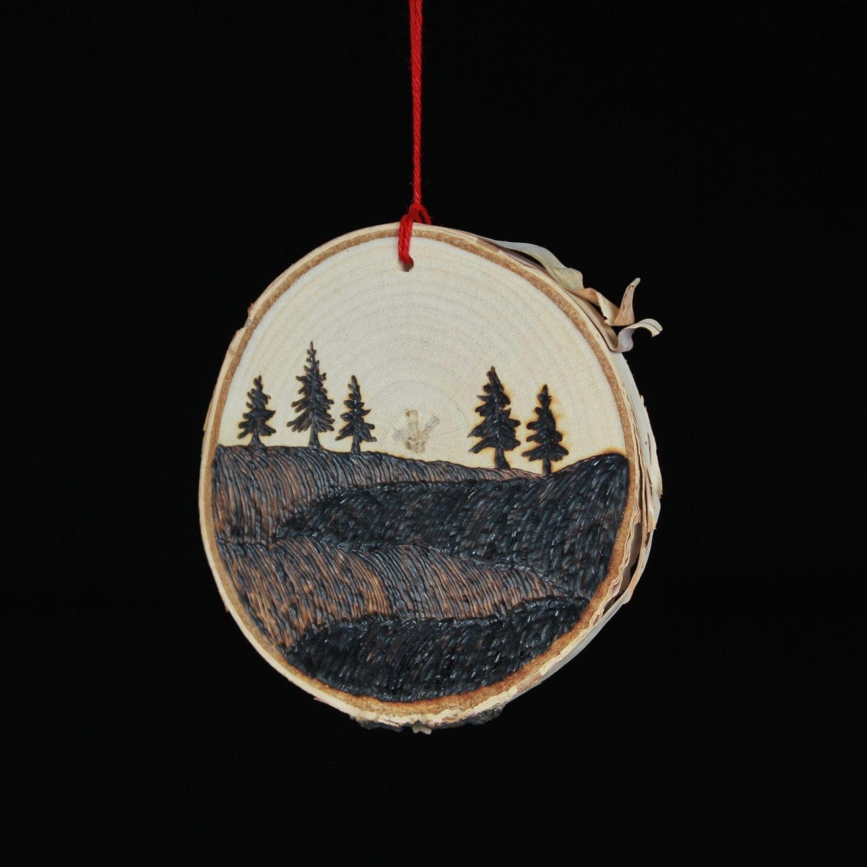 Rolling Hills Ornament