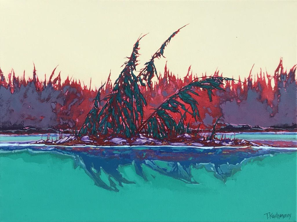 Playing With Colors, Shoal Lake, Study 2