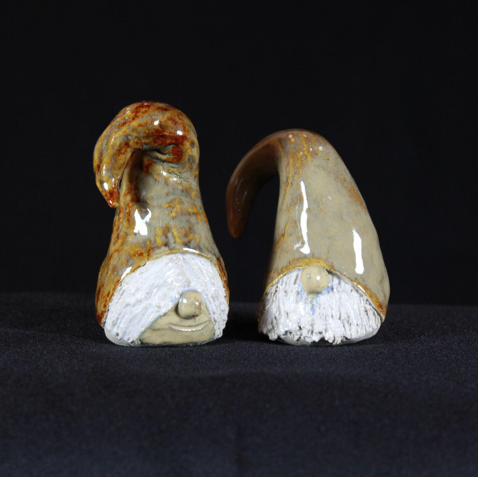 Taupe Gnomes Set