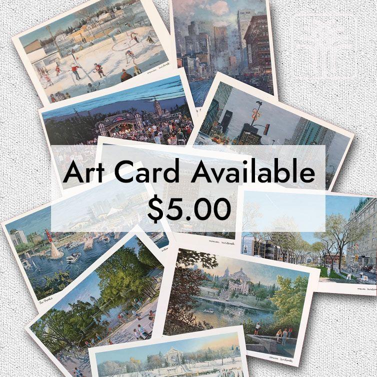 Roman Swiderek Art Cards