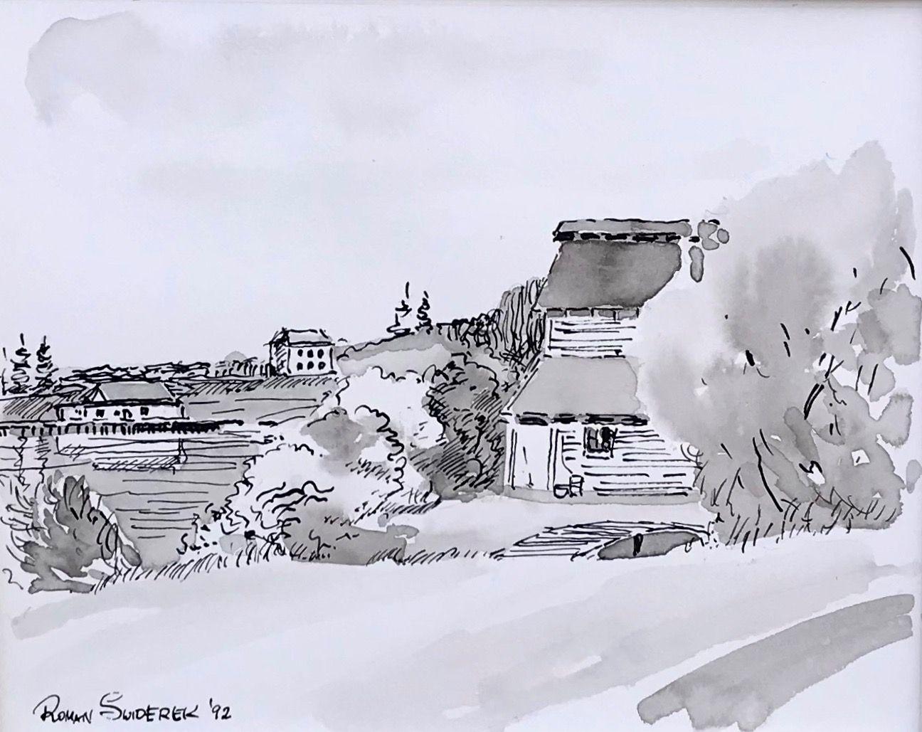 Icehouse, Hecla Village