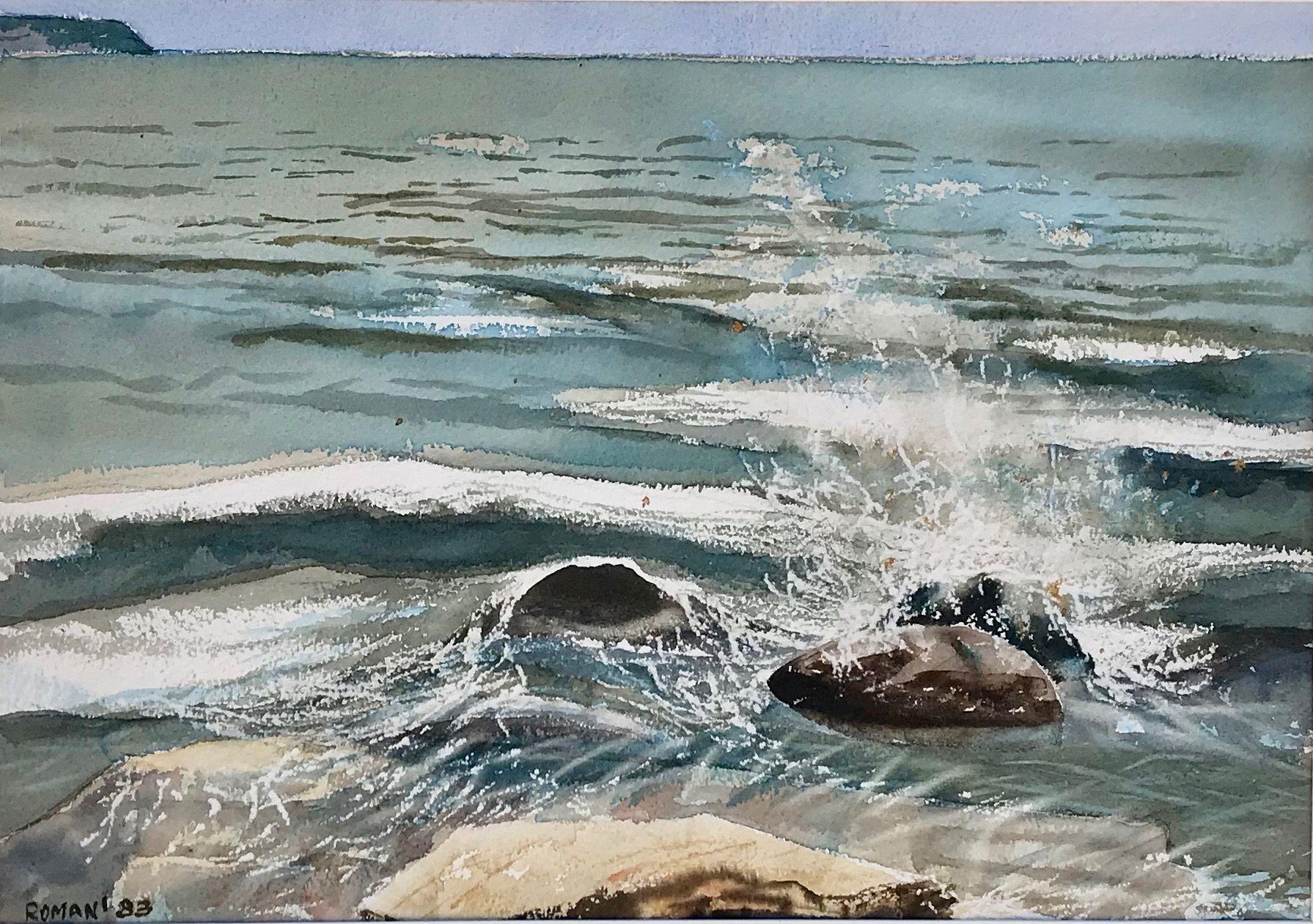Disappearance (Hecla Island, Sunset Beach Shore)