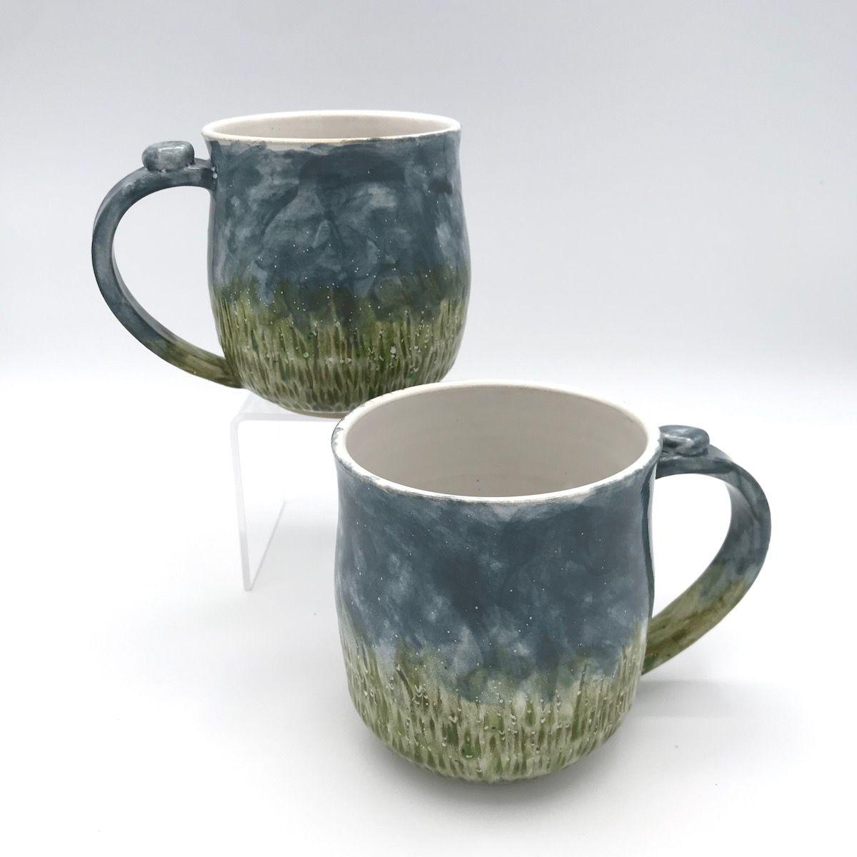 Prairie Field Mugs