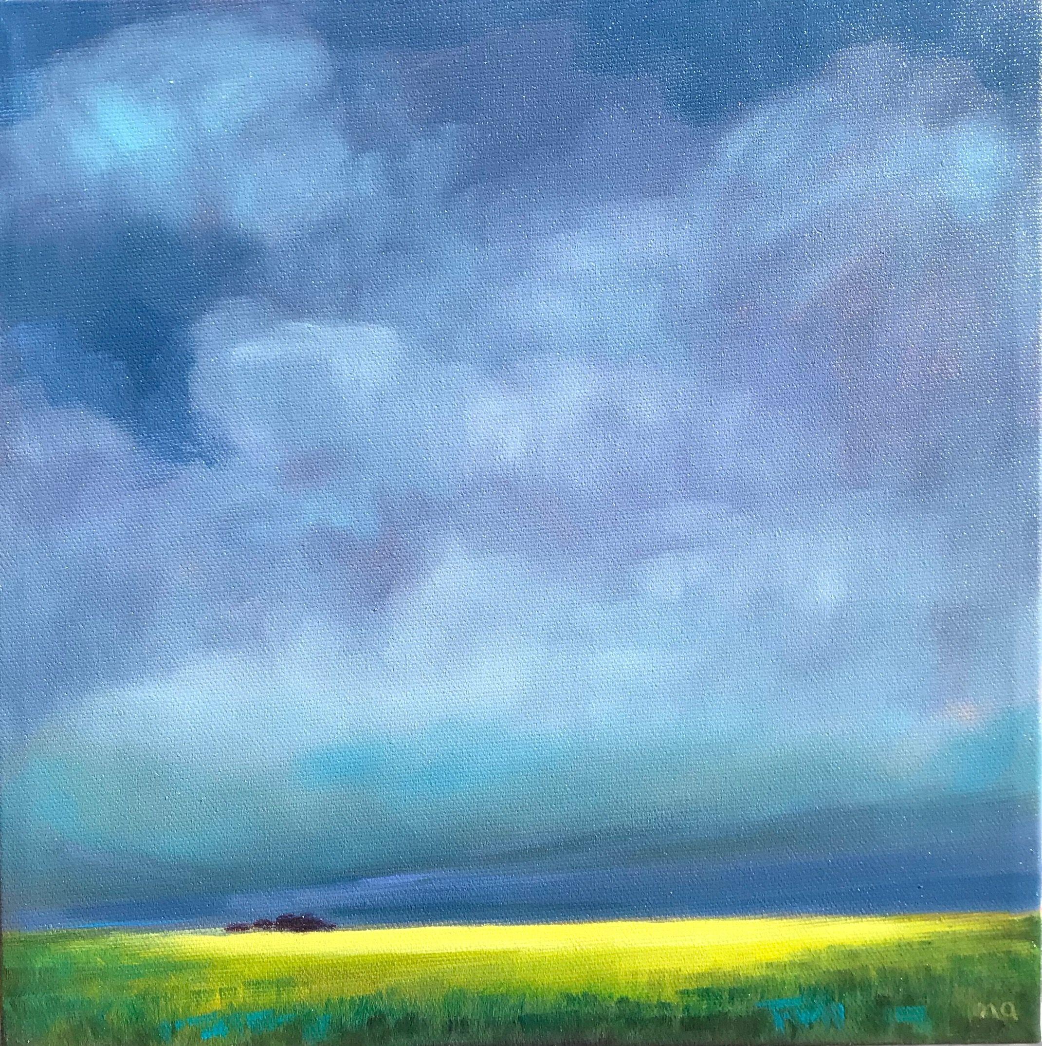 Soft Storm Clouds